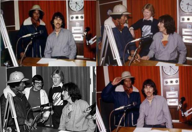 The Beatles Polska: Kiedy George spotkał Michaela - odnaleziono rzadkie nagranie audycji BBC